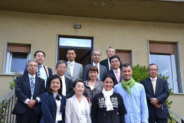 Prosperine Delegazione Imprenditori Giapponesi