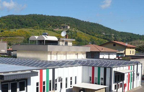 Prosperine Pannelli Fotovoltaici